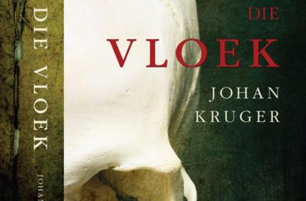 Die Vloek Book Cover Design