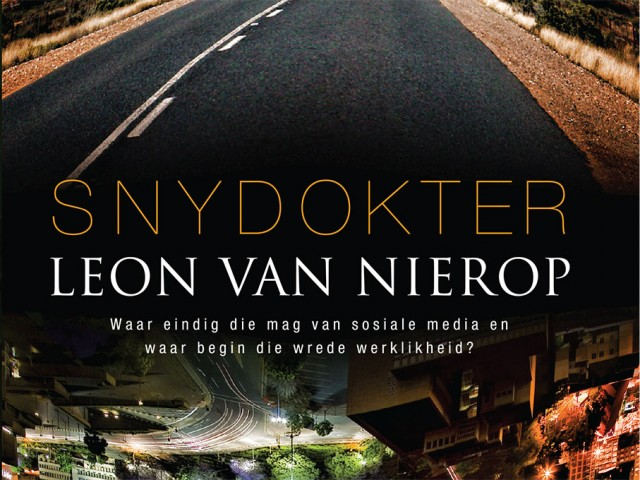 Snydokter Book Cover Design