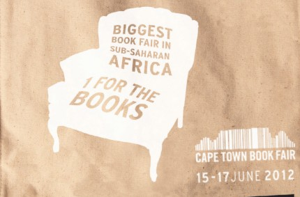 Cape Town Book Fair 2012