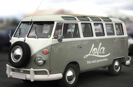 Lowla Minivan Concept