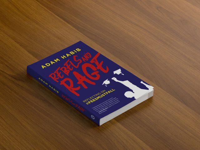 Rebels & Rage book cover design